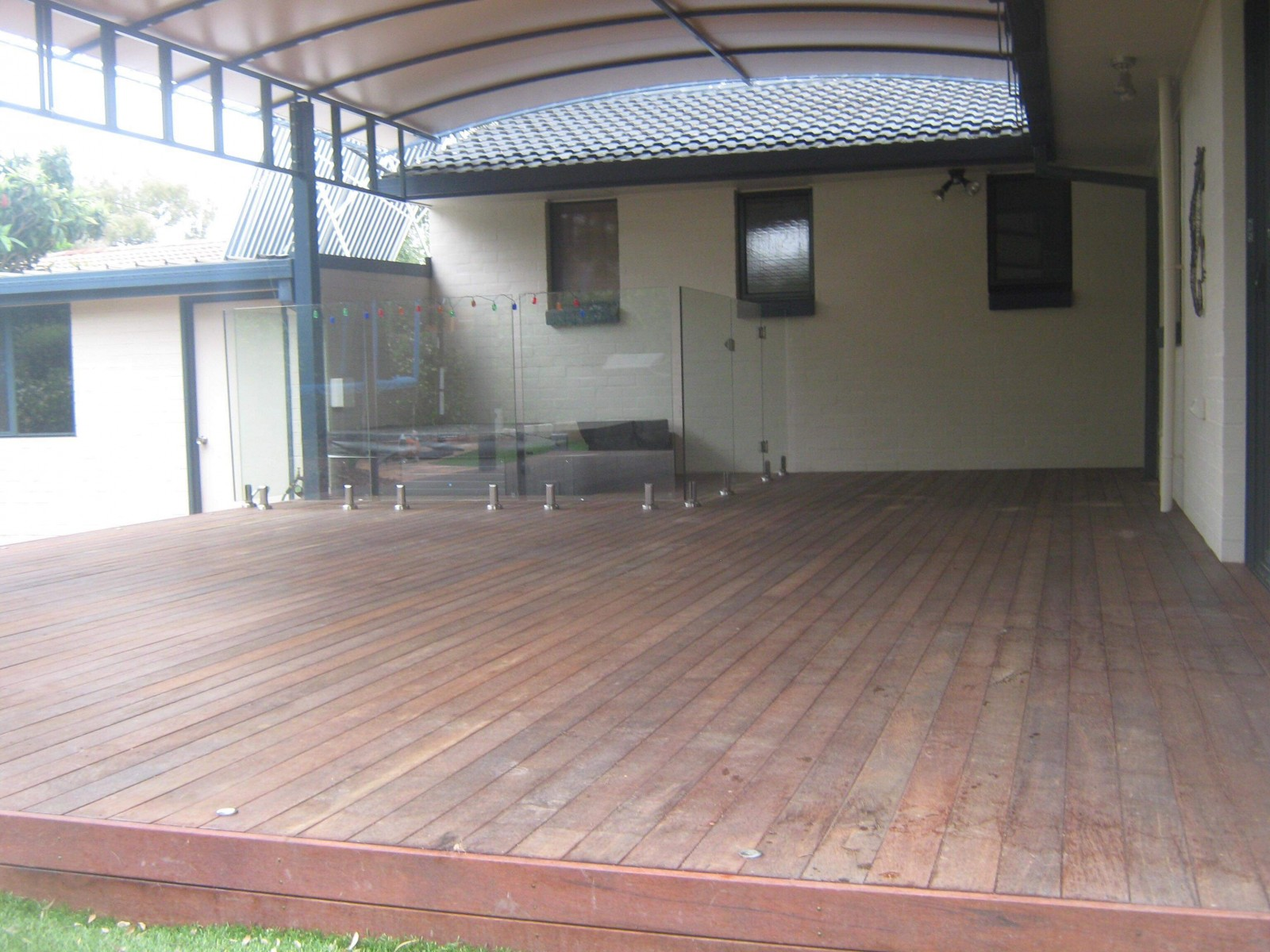 after image decking
